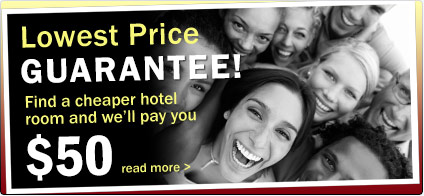 Search Hotels Lowest Price Guarantee